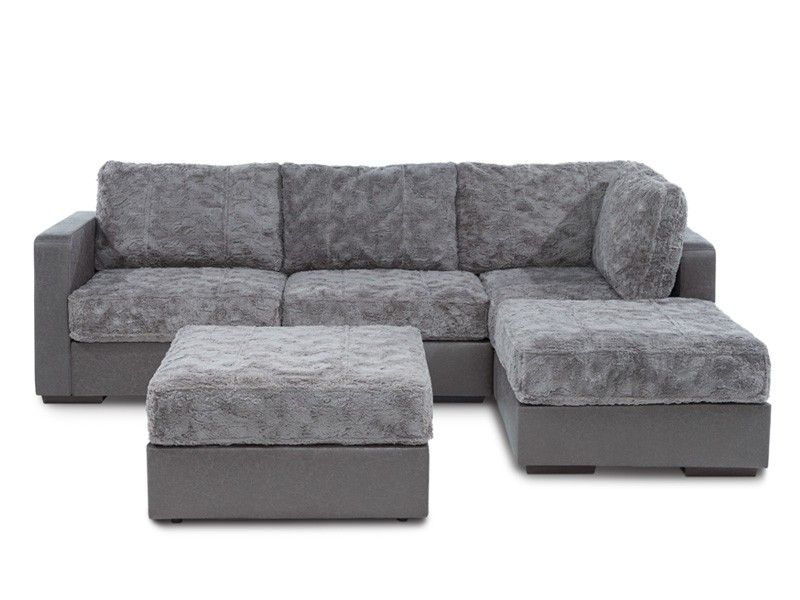 5 Series Chaise Sectional Amp Ottoman With Reversible