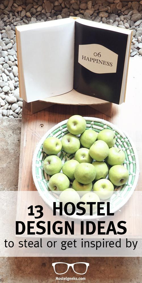 Decorating with natural elements. Find more creative design ideas to apply at your home decoration at http://hostelgeeks.com/creative-hostel-design-ideas/