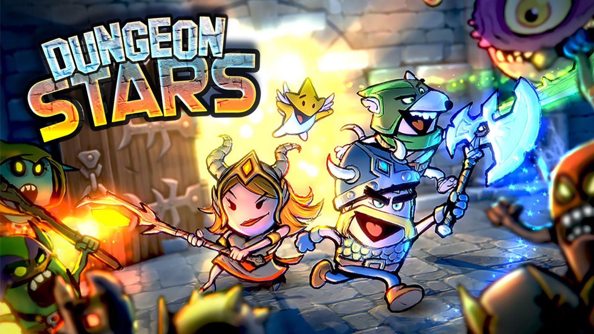 Dungeon Stars Launching on Nintendo Switch February 19
