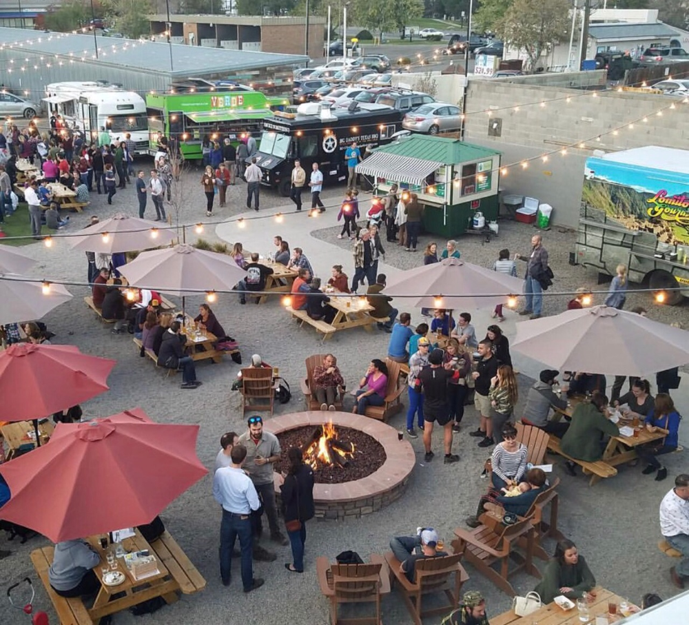 Food Trucks Gastro Park In 2020 Food Truck Food Truck Festival Food Park