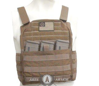 Aspis Plate Carrier from Ares Armor - reasonably priced plate ...