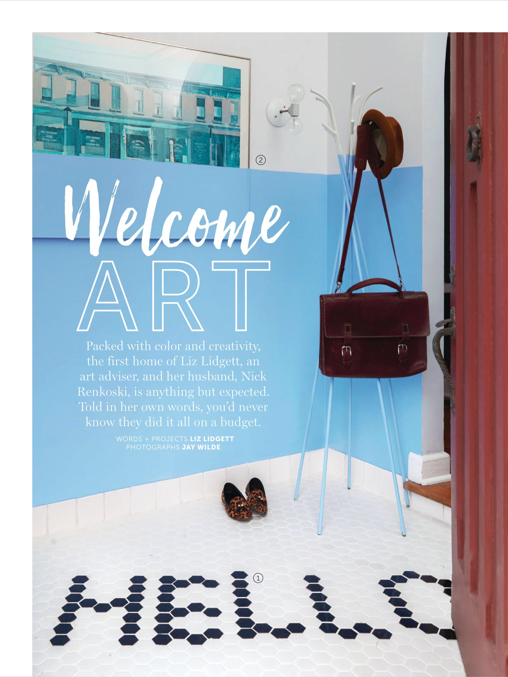 Welcome art from do it yourself magazine spring 2018 read it on welcome art from do it yourself magazine spring 2018 read it on the texture app unlimited access to 200 top magazines design pinterest app solutioingenieria Gallery