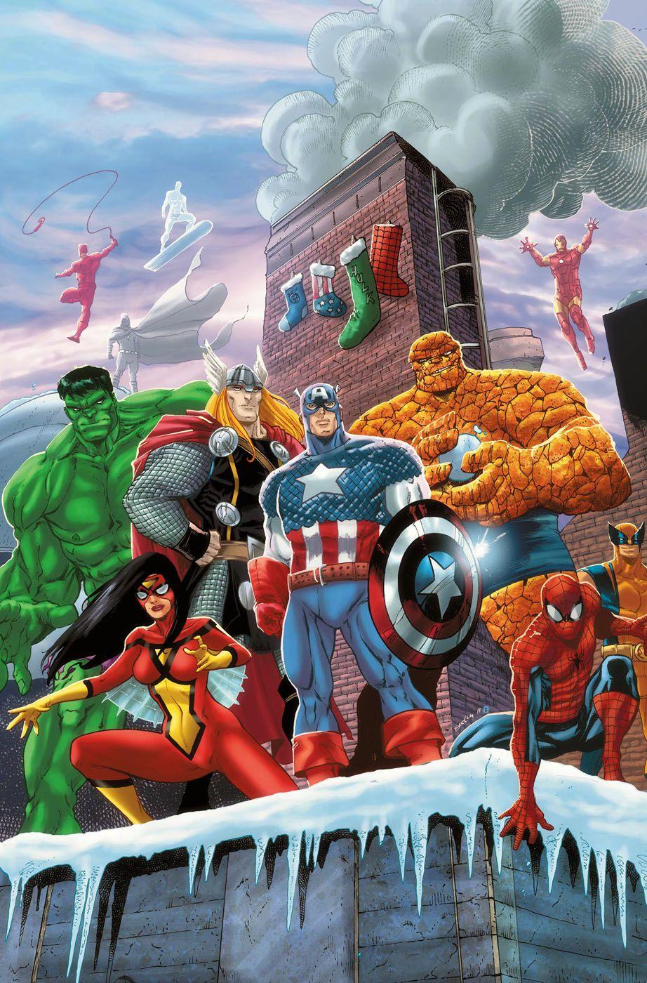 Marvel Holiday Special