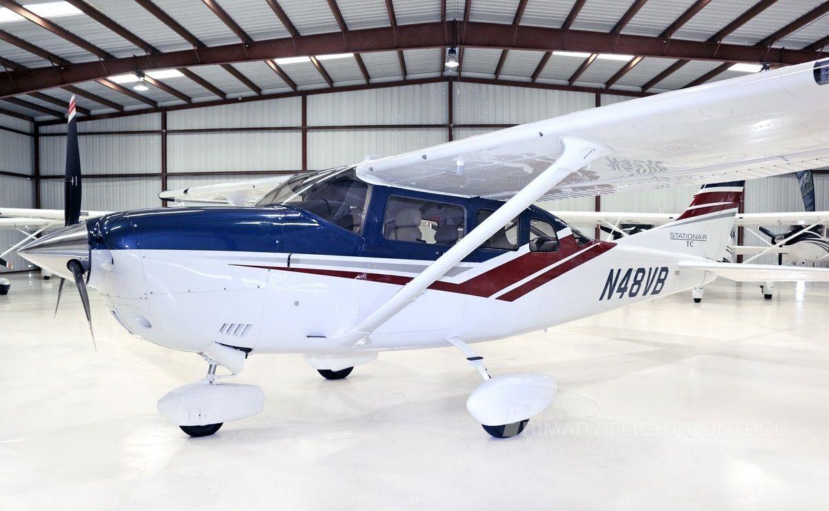 N48VB, 2017 Garmin G1000 Cessna Turbo Stationair - HD