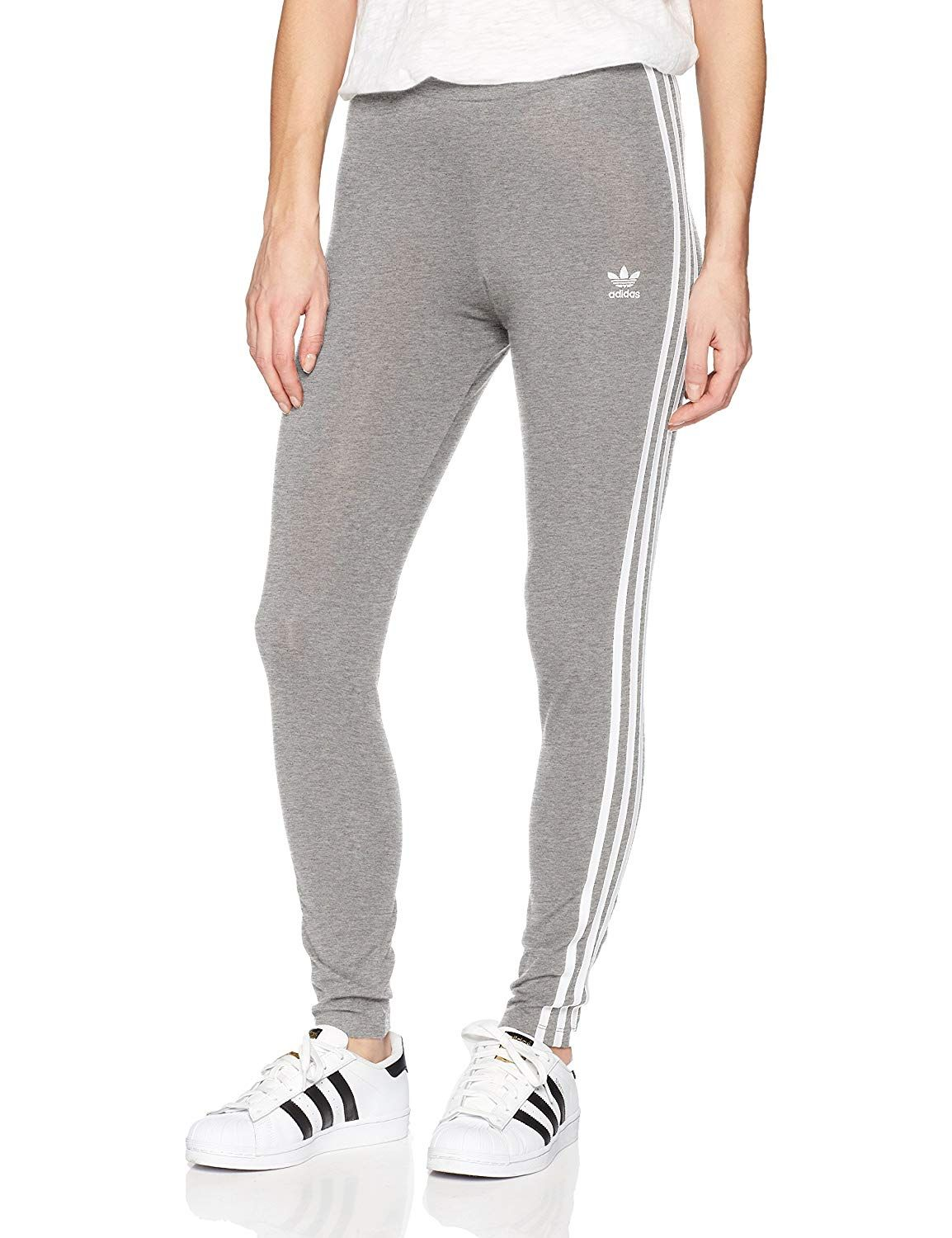 adidas Originals Women's 3Stripes Leggings 4.1 out of 5