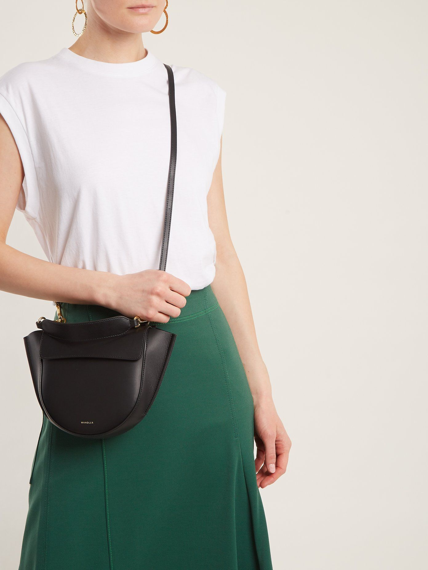 Click here to buy Wandler Hortensia mini leather cross-body bag at  MATCHESFASHION.COM 15134c6344d84