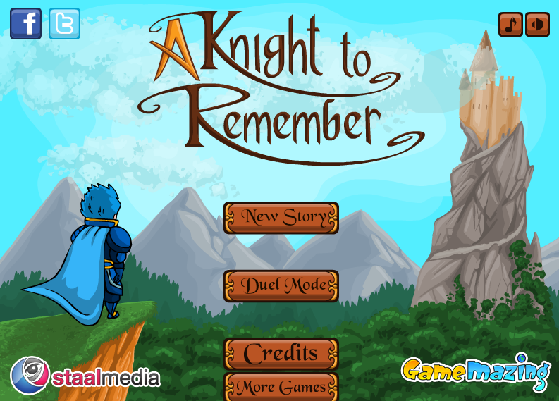 Play A Knight to Remember Game Knight, Oyunlar100