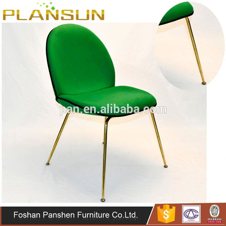 Danish design replica furniture brass legs gubi beetle for Replica mobili design