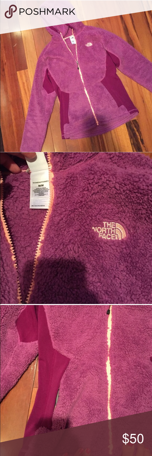 North Face woman's fleece jacket | D, Coats and Fleece jackets