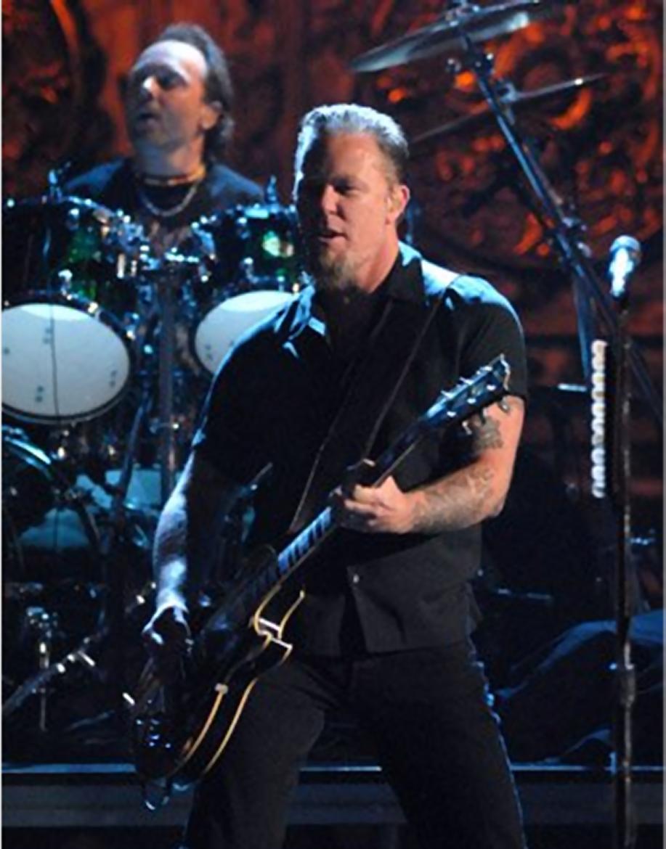 Various Artists, Metallica, James Hetfield, Lars Ulrich