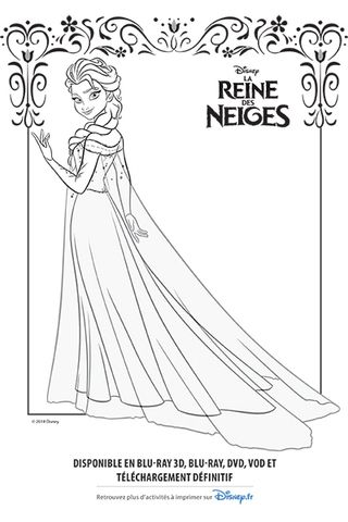 Elsa Coloring Page Free Online Printable Pages Sheets For Kids Get The Latest Images Favorite To Print