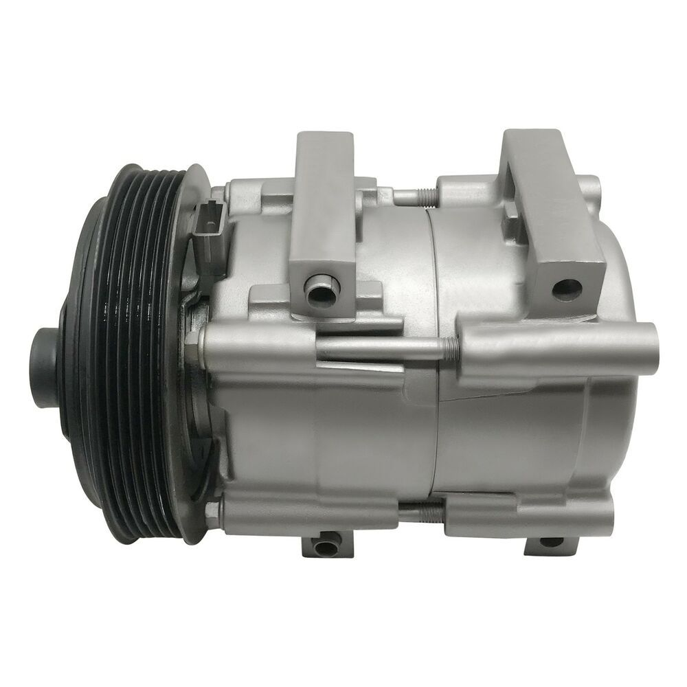 Sponsored Ebay New Ryc Ac Compressor And A C Clutch Eh162 Fits 00