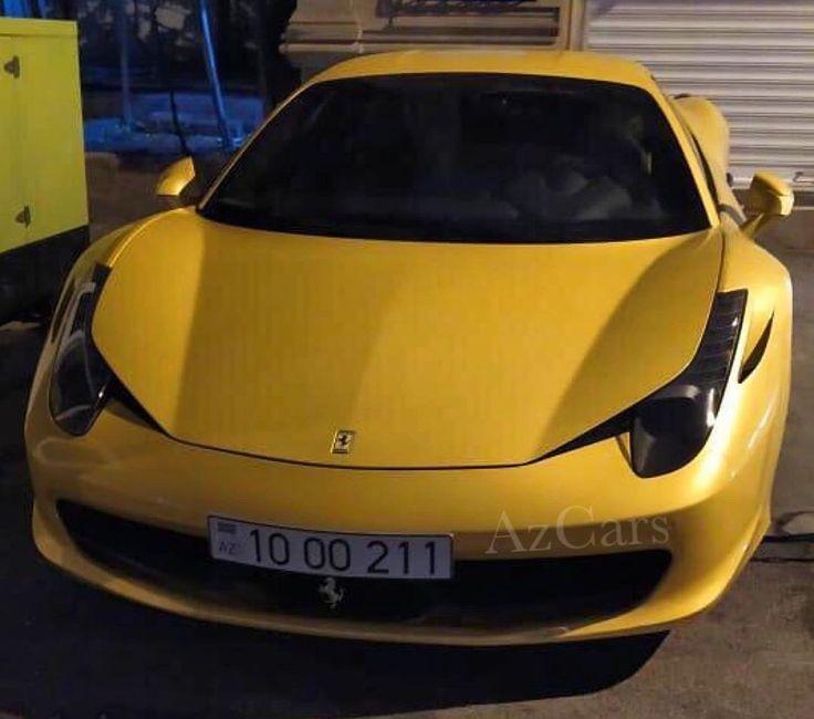 Ferrari 458 Supercars Exotic Cars