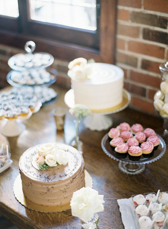 Romantic Carondelet House wedding | photo by Jen Huang Photography | 100 Layer Cake