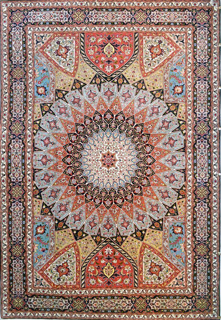 Tabriz Persian Area Rug Home Persa Alfombras