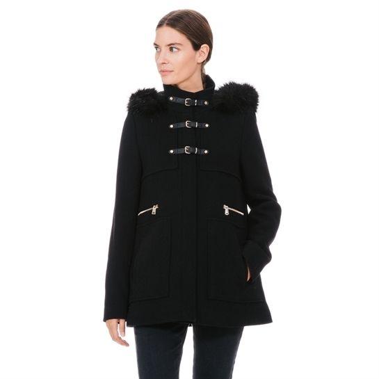 dernière remise haut fonctionnaire offres exclusives Duffle coat à capuche - Collection Manteaux - Pimkie France ...