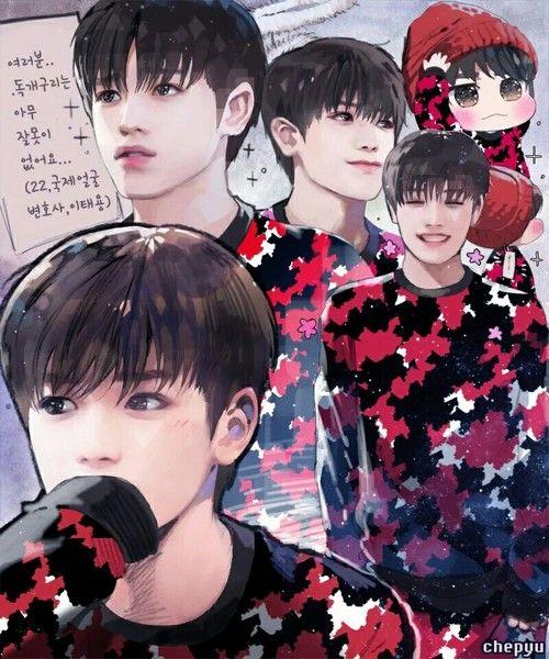 Imagen De Fanart Taeyong And Nct Fan Art Kpop Fanart Nct Taeyong