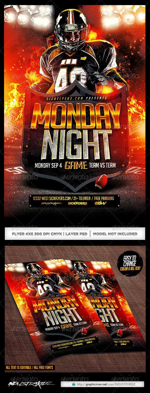 Ice Hockey Game Flyer | Best Hockey games, Ice hockey and Psd ...