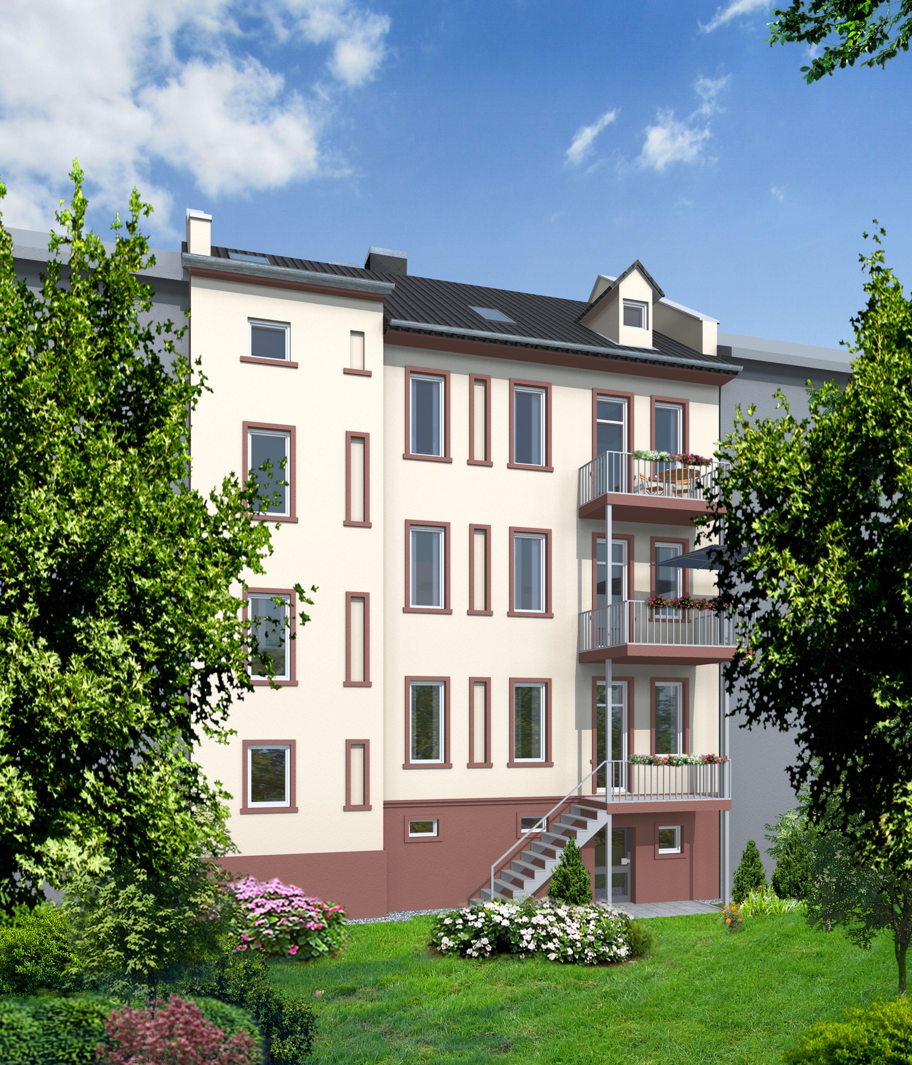 Architekturvisualisierung Stuttgart architekturvisualisierung sanierung altbau erstellt 1archivisio