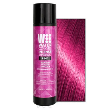 Tressa Watercolors Intense Shampoo 8 5 Oz Pink Color Shampoo