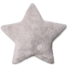 Plush Off Star Throw Pillow