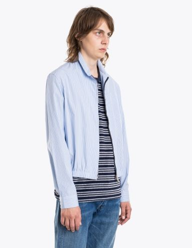 striped shirt - Blue Très Bien Manchester Great Sale Online Free Shipping Choice z7ipKK