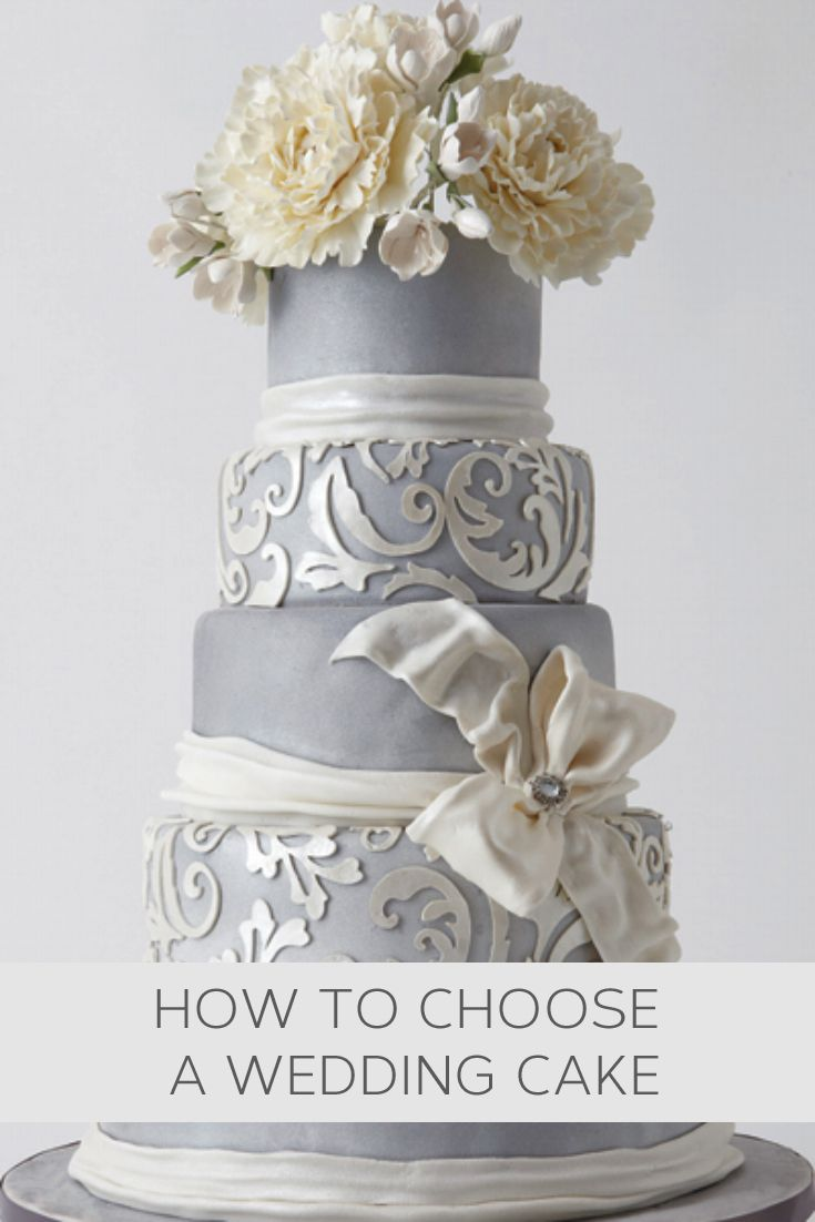 How to choose a wedding cake #howto, #helpful, #useful, #tips ...