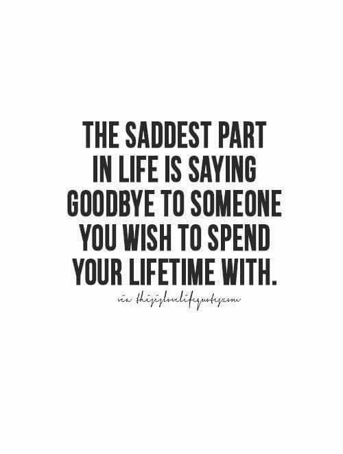 Heartbroken goodbye quotes