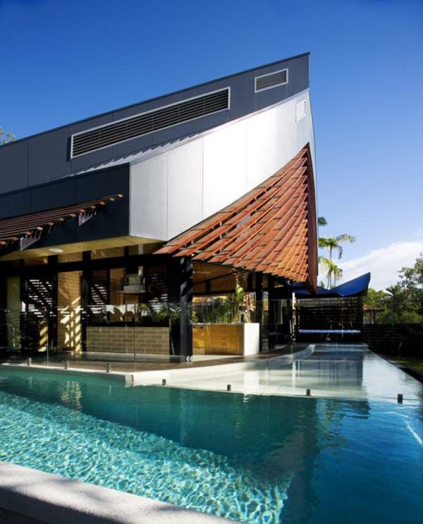 Casa de Playa, por Wright Architects