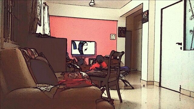 Cartoon camera is an awesome app