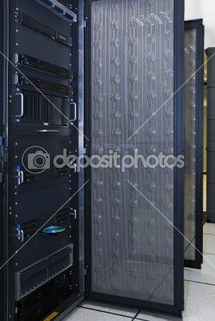 Computer server rack   Stock Photo © Zoran Skaljac