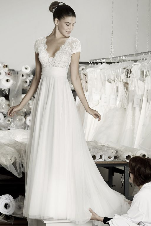 Robe de mariée Cymbeline Versailles | Robe