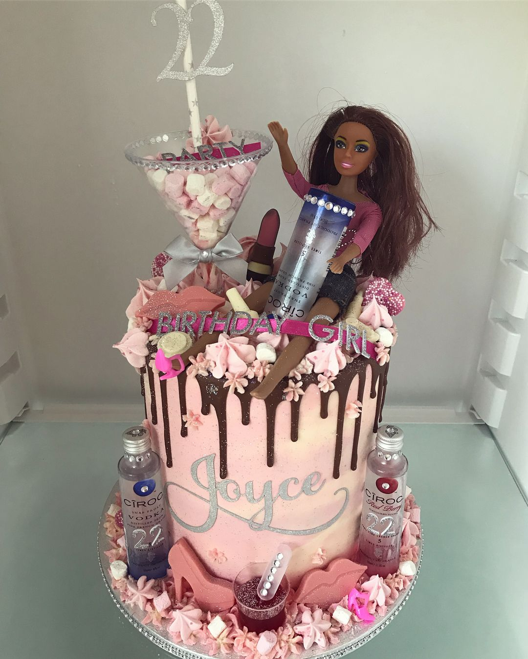Fantastic Pin By Colette Anderson On Cakes 21St Birthday Cakes 25Th Funny Birthday Cards Online Elaedamsfinfo