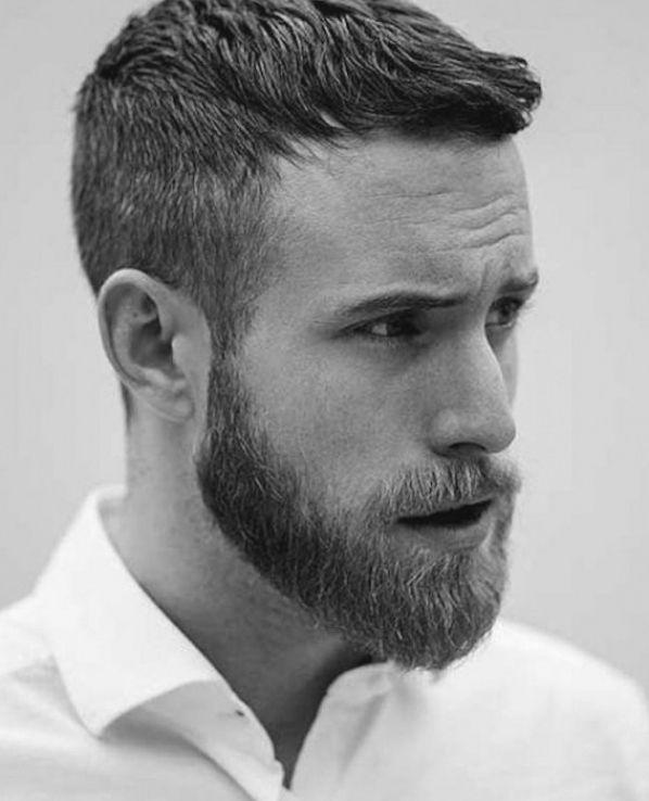 coiffure homme court - Coupe pour homme