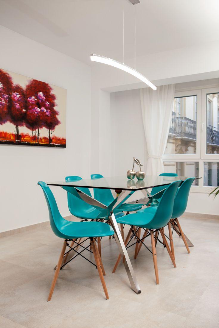 Galer a fotogr fica in 2019 apartamentos modernos for Colores para apartamentos modernos