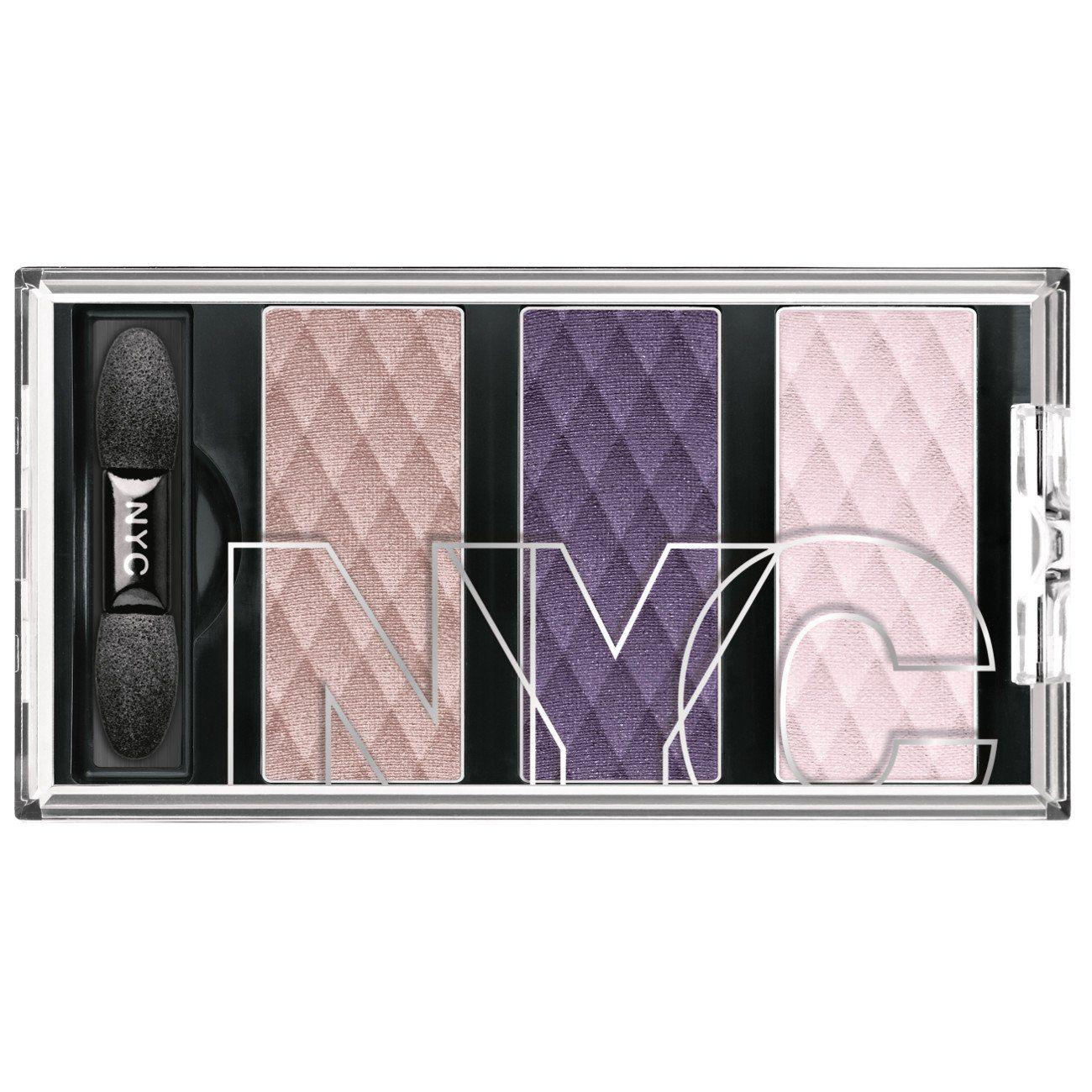 N.Y.C. New York Color HD Color Trio Eye Shadow, The