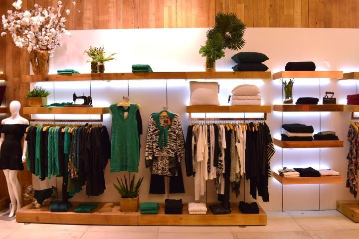 Photo Decor Clothing Store 1 Interiores Comerciais Interior De