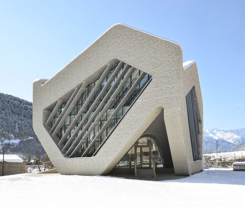 house of justice\' + \'police station\' by jurgen mayer h. architects ...