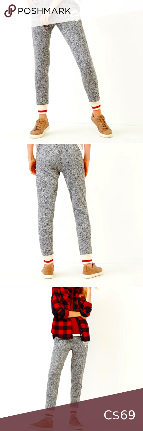 🎄 NWT Roots Cabin Cozy Sweatpant