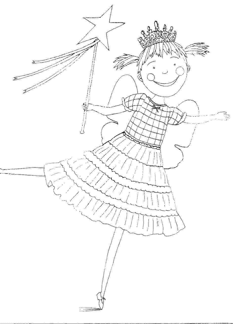 pinkalicious coloring pages # 5