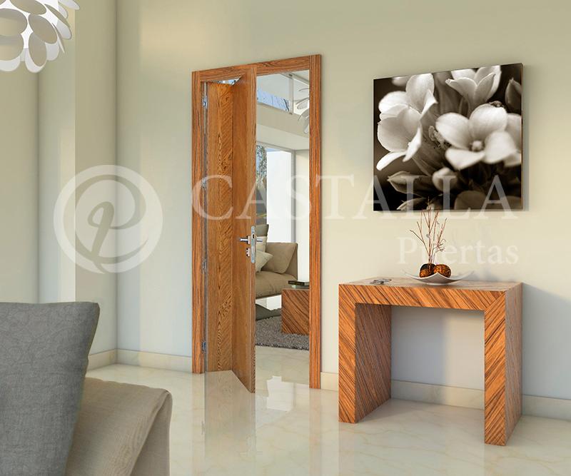 Puerta plegable ideal para espacios peque os for the for Puertas corredizas para banos pequenos