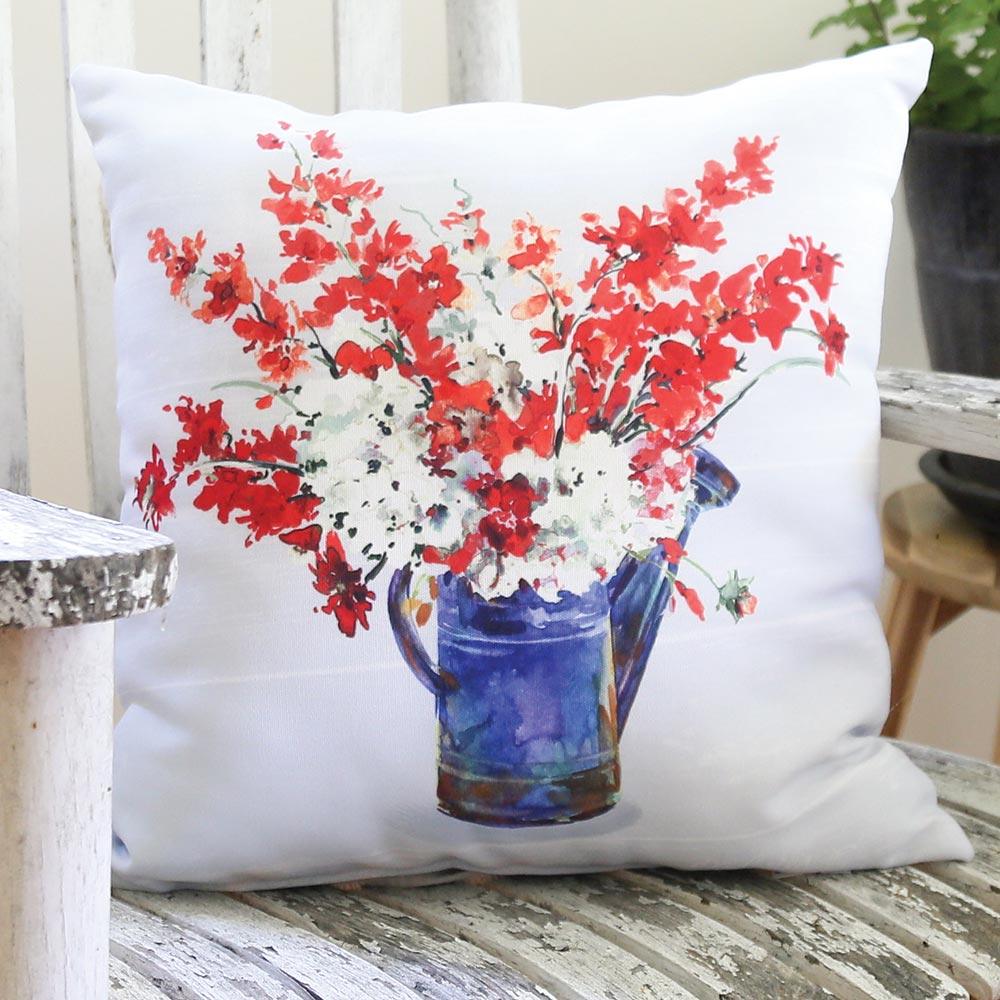 Americana Indoor/Outdoor Pillow