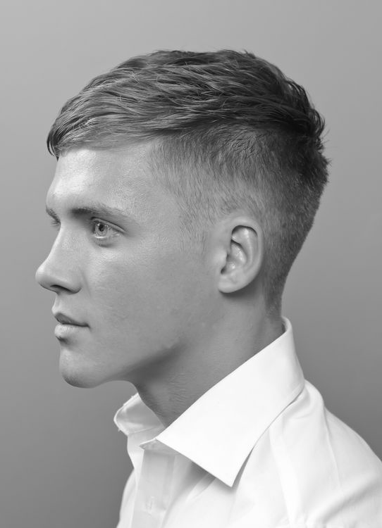 30 Mens Short Back And Sides Haircuts Hairstyle 2015Undercut