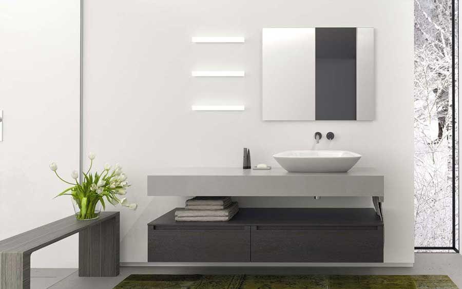 Armadietto bagno ~ Mobile bagno serie memphis collezione mobili bagno di berloni