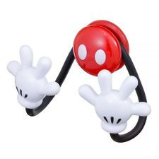 New Disney Mickey Mouse Seats Handbag Hook Hanger Holder Car Accessories