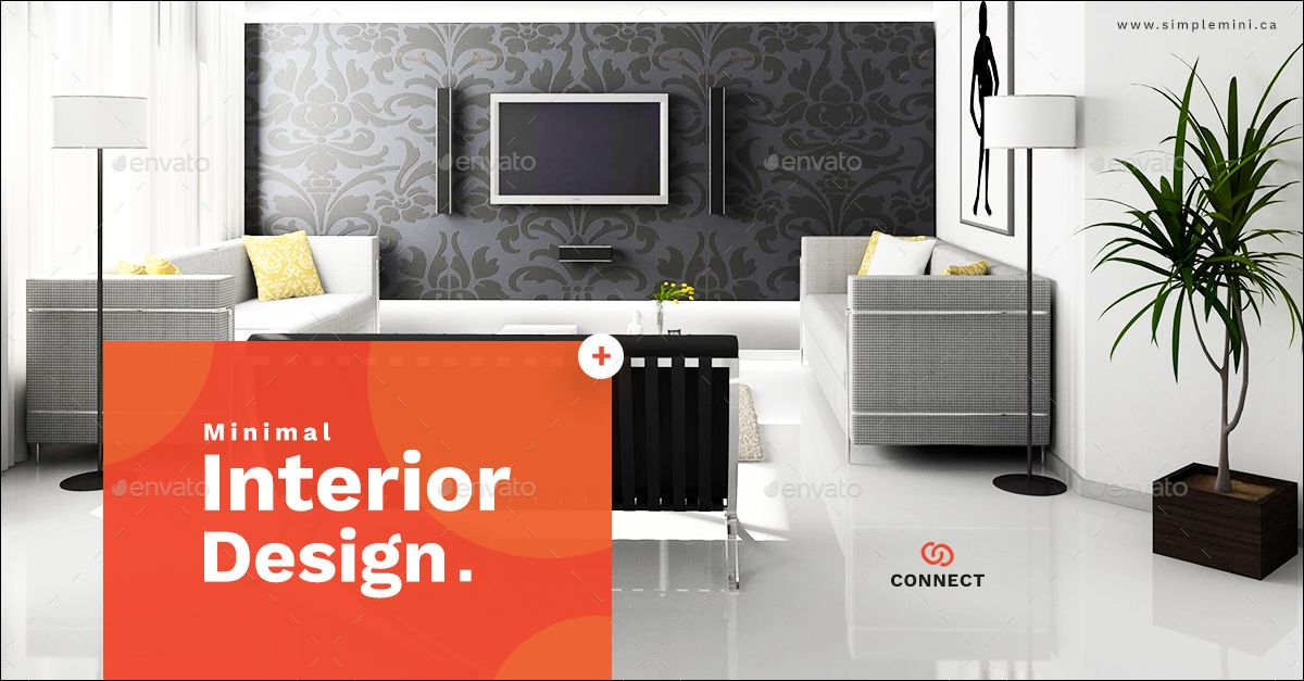 Interior Web Banner Set With Images Web Banner Interior