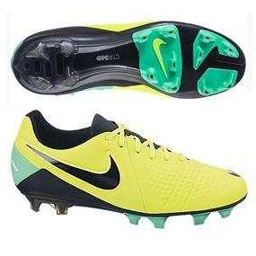 The hi-visibility Nike CTR360 Maestri III soccer. Nike CleatsSoccer  CleatsSoccer BootsThe OrderThe Games