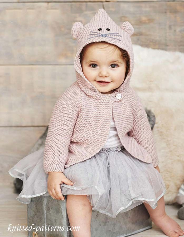 Free kids jacket knitting pattern | Free knitting patterns ...