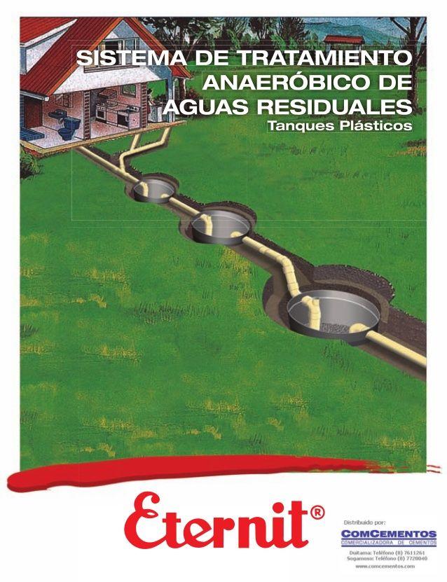 Sistema de tratamiento anaer bico de aguas residuales - Tratamiento de agua ...