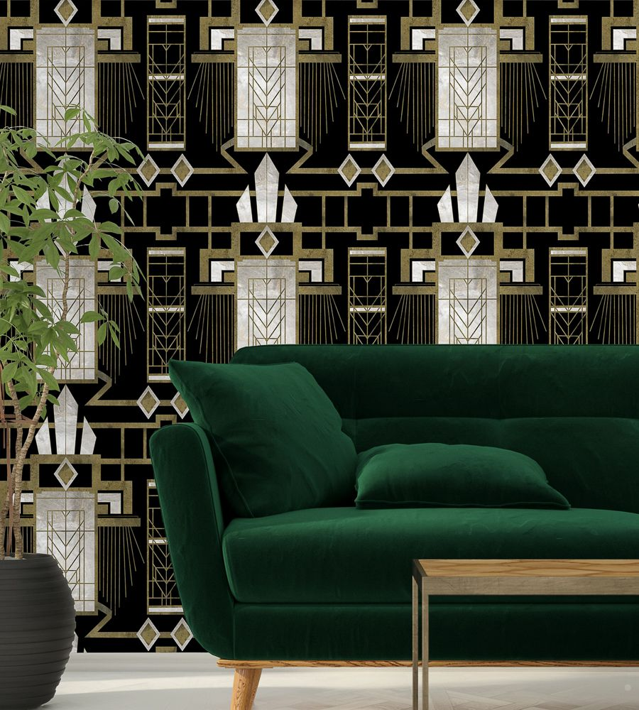 Glamour Wallpaper by Mind The Gap